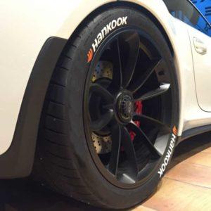 Tirestickers - Tirelabeling Hankook tirebrand
