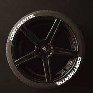 Tirestickers - Tirelabeling-Continental-white-8er