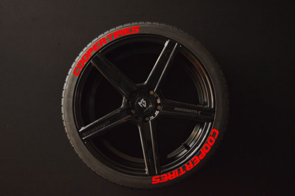 Tirestickers - Tirelabeling-Cooper-Tires-red-8er