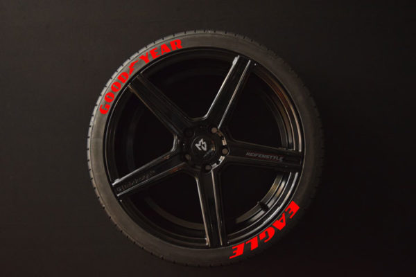 Tirestickers - Tirelabeling-GOOD-YEAR-EAGLE-red-8er