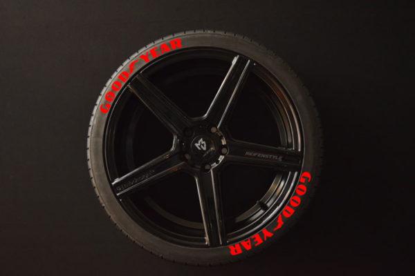 Tirestickers - Tirelabeling-GOOD-YEAR-red-8er