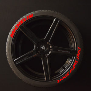 Tirestickers - Tirelabeling-Michelin-Pilot-Super-Sport-red-8er