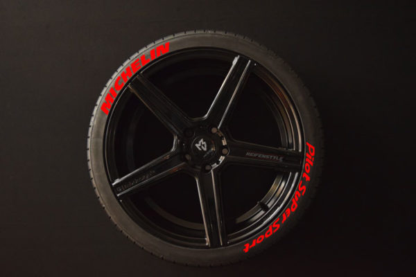 Tirestickers - Tirelabeling-Michelin-Pilot-Super-Sport-red-8er