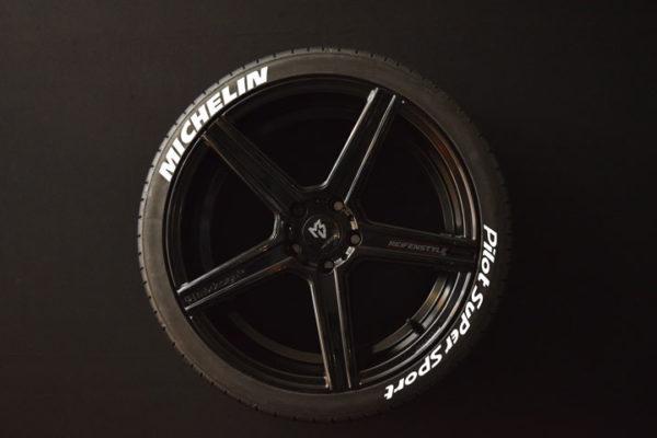 Tirestickers - Tirelabeling-Michelin-Pilot-Super-Sport-white-8er