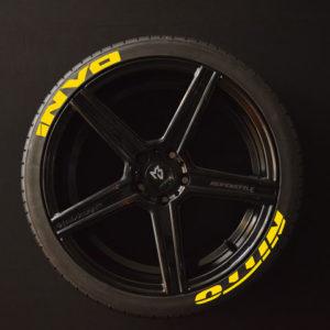 Tirestickers - Tirelabeling-NITTO-INVO-yellow-8er