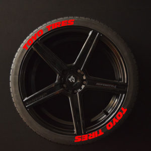 Tirestickers - Tirelabeling-TOYO-TIRES--red-8er