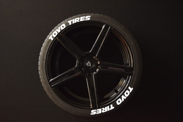 Tirestickers - Tirelabeling-TOYO-TIRES--white-8er